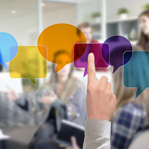 Social Group Sharing As Presented By Social Soaring, LLC