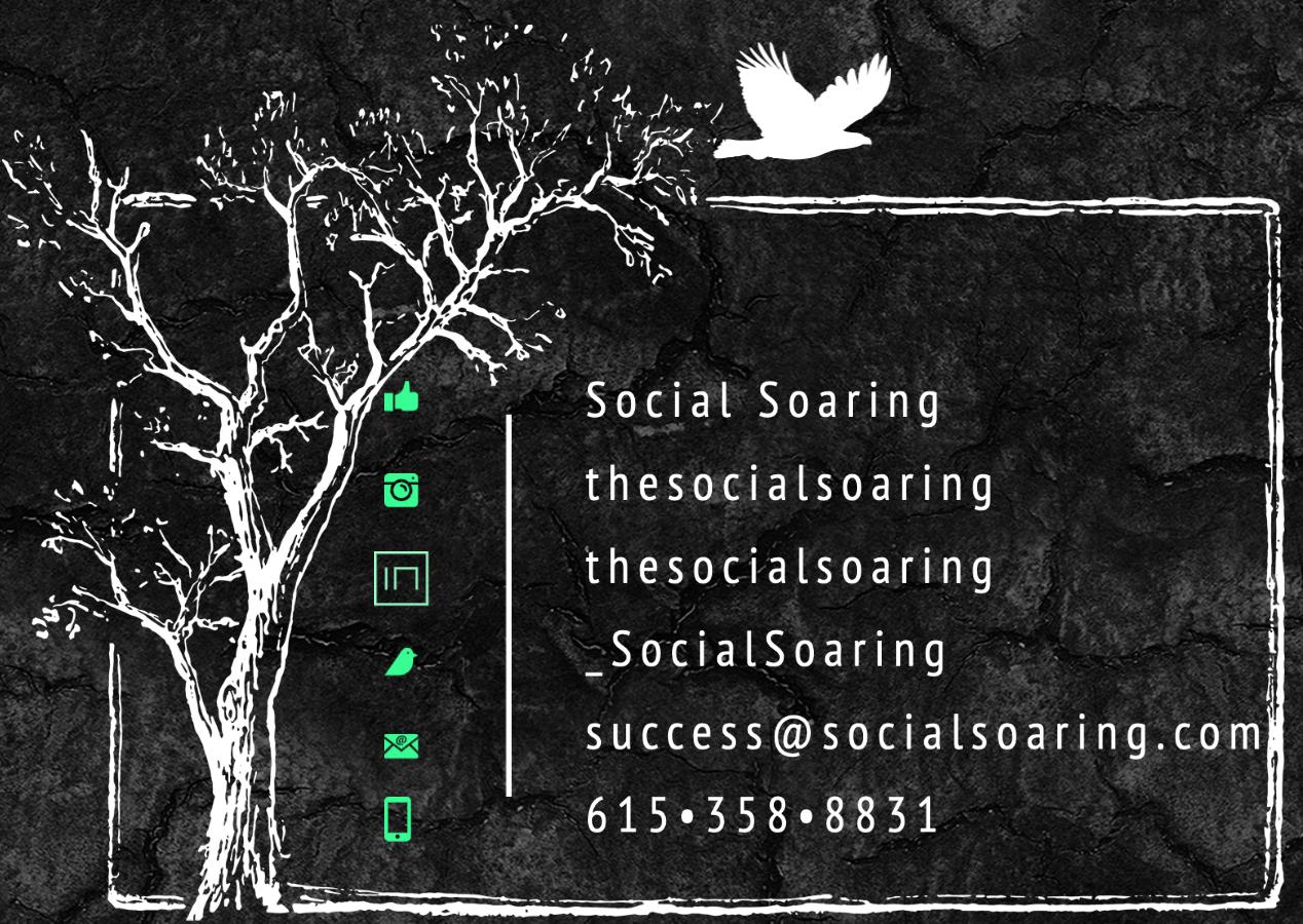 Contact Social Soaring Today Social Media Attachments